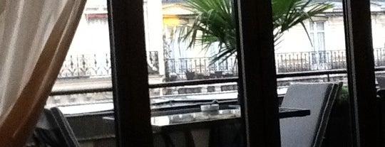 Executive Lounge de l'Hôtel du Collectionneur is one of Paris.