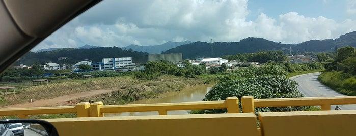 Av. Beira Rio is one of Digho 님이 좋아한 장소.
