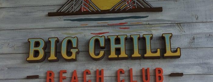 Big Chill Beach Club is one of Locais curtidos por Will.