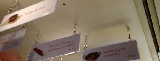 L'Avant Comptoir is one of Paris Eating.