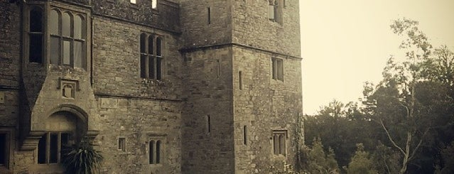 Lismore Castle is one of Northern Ireland + Ireland.