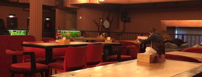 Red Piano Bar & Grill is one of Posti che sono piaciuti a Юлия.