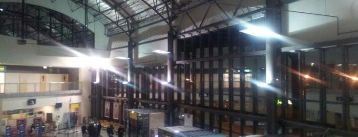 Bydgoszcz Ignacy Jan Paderewski Airport is one of Dima airports.