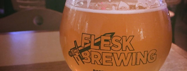 Flesk Brewing is one of ICBG Passport 2019.