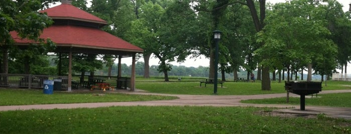 Wabun Picnic Area is one of Around town.