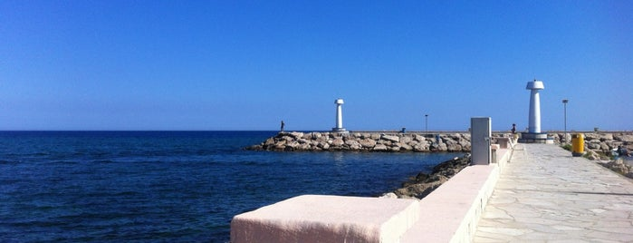 Ayia Napa Harbour is one of Posti che sono piaciuti a Taras.