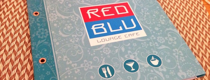 Red&Blu lounge cafe is one of Алина 님이 좋아한 장소.