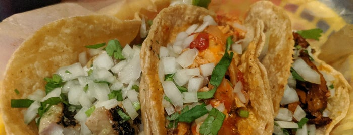 Rreal Tacos is one of ATL Lunch Spots.