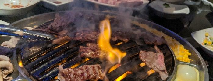 D 92 Korean BBQ is one of Atlanta Magazine Best.