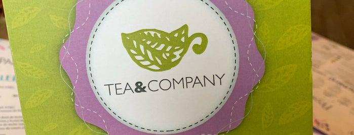 Tea & Company is one of Mendoza.