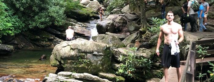 Skinny Dip Falls is one of Ashay Baybay.