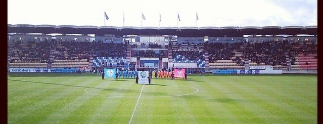 Stade de la Vallée du Cher is one of Part 1~International Sporting Venues....