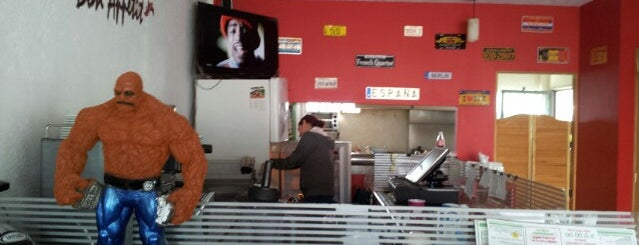 The Zone Coffee & Salads is one of Querétaro.