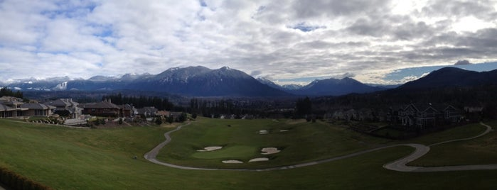 The Club at Snoqualmie Ridge is one of New American.