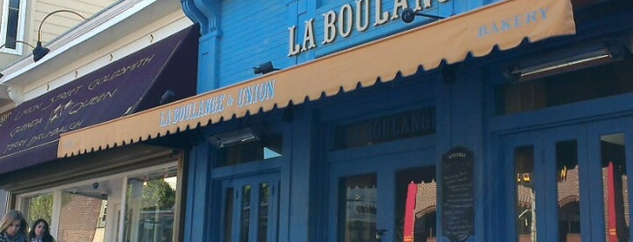 La Boulangerie de San Francisco, Union is one of Great City By The Bay - San Francisco, CA #visitUS.