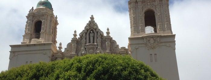 Mission San Francisco de Asís is one of San Francisco Bay.