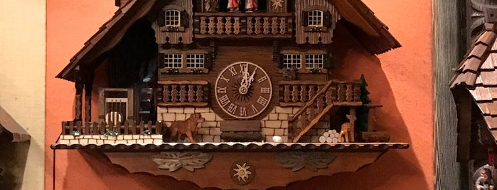 Volkskunst Clocks & Crafts is one of ATS TRAVEL FL  EPCOT.
