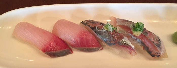 Domo Sushi is one of 25 Top Sushi Spots in the U.S..
