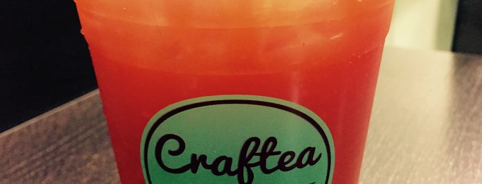 Craftea is one of Jeneeさんのお気に入りスポット.