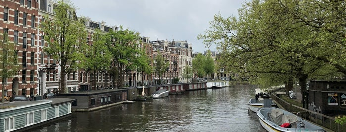 Singelgracht is one of Lugares favoritos de Stanislav.