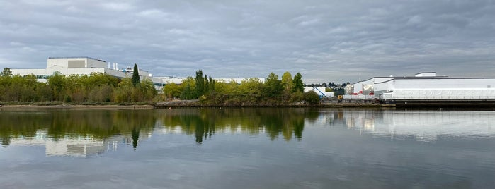 Duwamish Waterway Park is one of Seattle's 400+ Parks [Part 2].