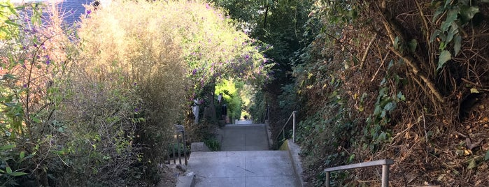 Vulcan Stairway is one of San Francisco Dos.