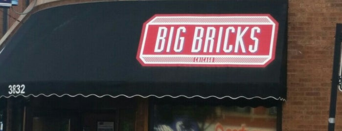 Big Bricks is one of Chicago Service Industry Discounts.