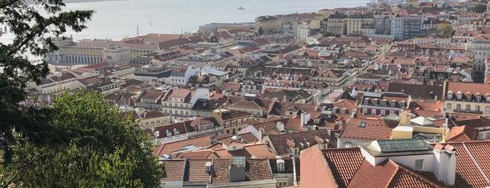 Miradouro do Castelo de São Jorge is one of Lissabon.