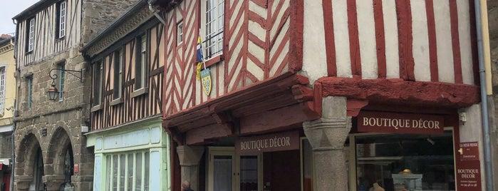 Dol-de-Bretagne is one of Bretagne.