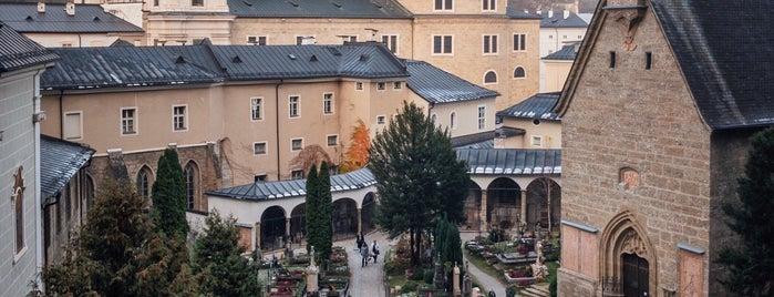 Katakomben is one of Around The World: Europe 4.