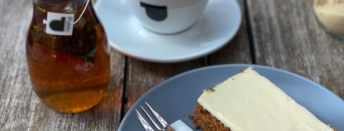Public Coffee Roasters is one of Hamburg favorites.