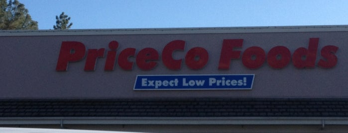 PriceCo Foods is one of Lilyさんのお気に入りスポット.
