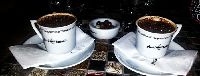 Gönül Kahvesi is one of # istanbul.