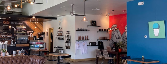 Backatown Coffee Parlour is one of New Orleans 2019.