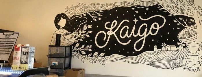 Kaigo Coffee Room is one of Do: NYC ☕️.
