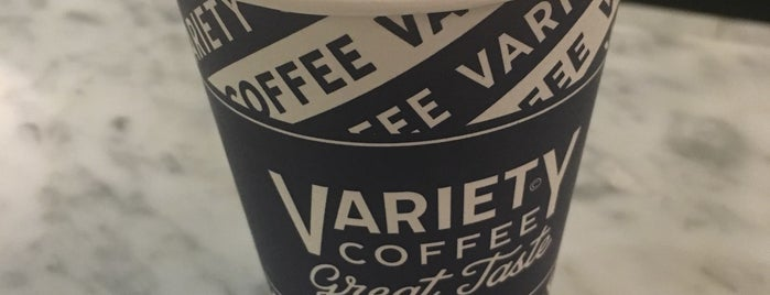 Variety Coffee Roasters is one of Foursquare Flatiron - Coffee.