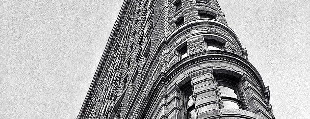 Flatiron Building is one of If I ever go back to New York.