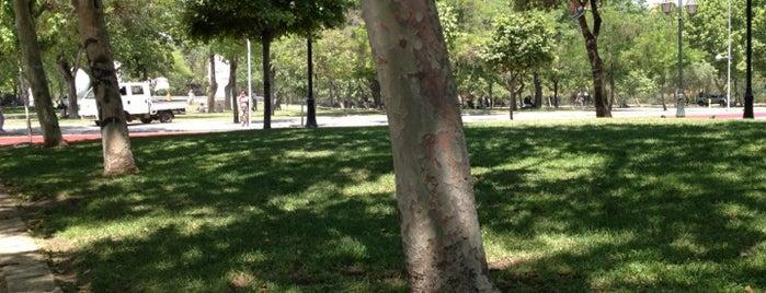 Parque Almagro is one of Santiago Centro 2.