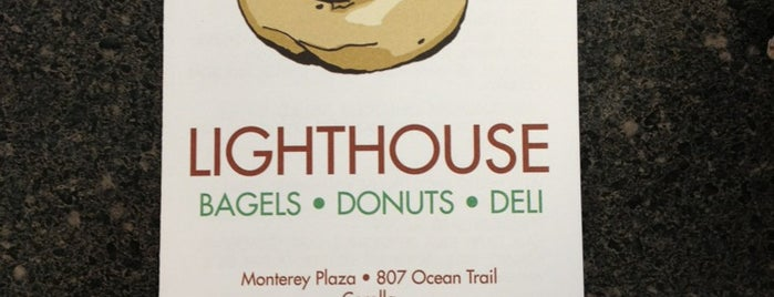 Lighthouse Bagels and Deli is one of OBX.