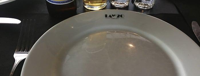 La No. 20 Cantina is one of Lugares favoritos de Ana Luisa.