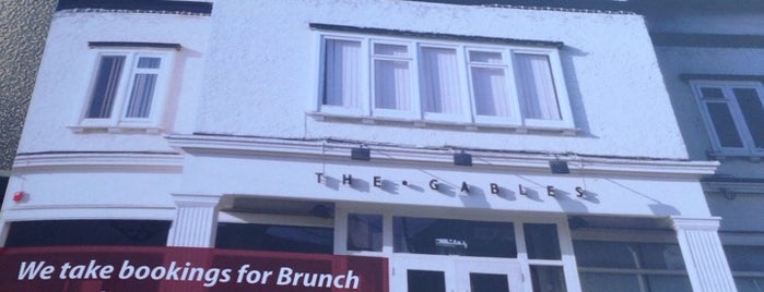 The Gables Restaurant is one of Food to do list.