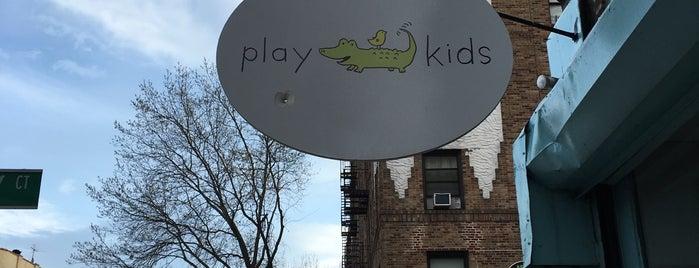 Play Kids is one of Mike'nin Beğendiği Mekanlar.