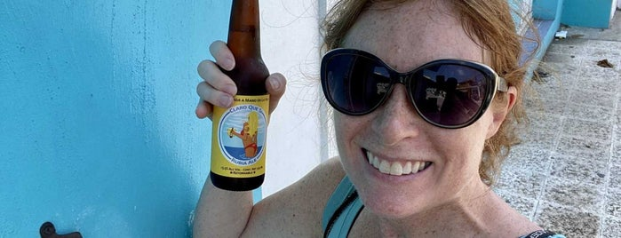Isla Brewing Company is one of Isla Mujeres.