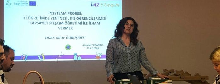 Doğa Koleji Genel Müdürlük is one of egitim.