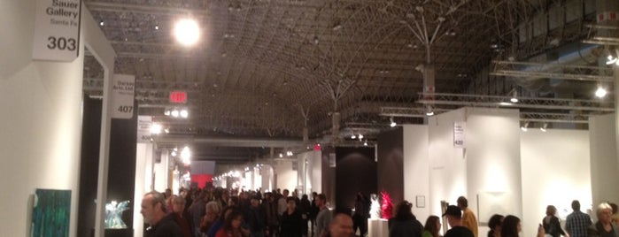SOFA/Intuit Art Show is one of Chicago hangouts.