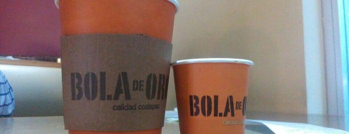 Bola de Oro is one of Lugares favoritos de Cecilia.