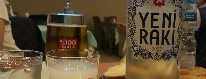 Balıkçıdede Restaurant is one of Nightlife In Eastern Black Sea Section.