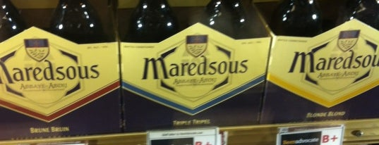 Vas Foremost Liquors is one of The Beer Lists You're After.