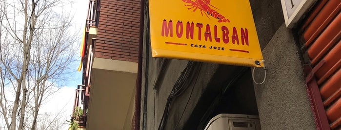 Casa José Montalbán is one of Barcelona Top 101 Restaurants.