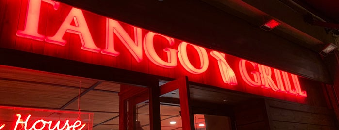 Tango Grill is one of Carnes.